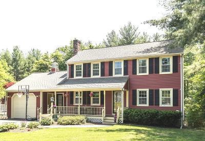 Norton Single Family Home Under Agreement: 1 Maggi Lane