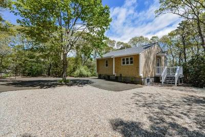 Falmouth Single Family Home Contingent: 14 Bragetti Lane