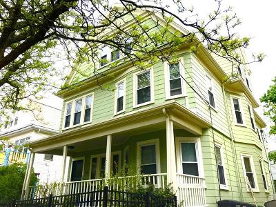 Multi Family Home Under Agreement: 47 Electric