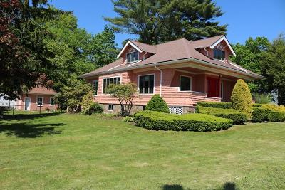 Rockland Single Family Home For Sale: 230 Market St