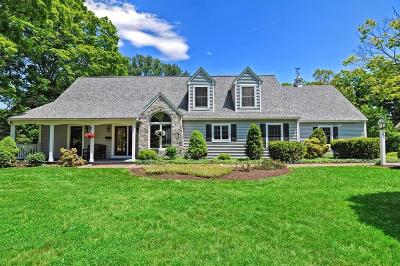 Holliston Single Family Home Under Agreement: 39 Concord Street