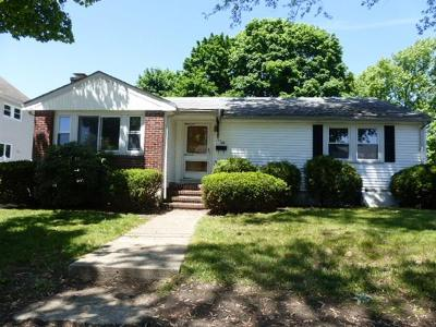 Watertown MA Single Family Home Under Agreement: $449,900