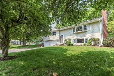 Dedham Single Family Home Contingent: 91 Pacella Dr