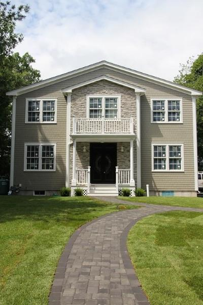 Wellesley Single Family Home For Sale: 57 River Ridge