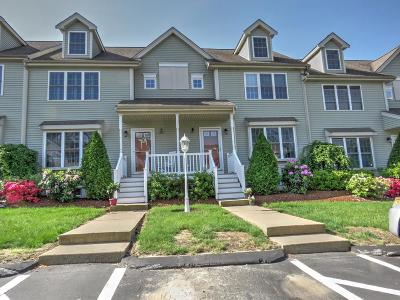 Whitman Condo/Townhouse Under Agreement: 646 Bedford St #A4