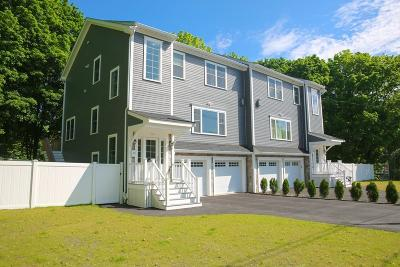 Reading Condo/Townhouse Contingent: 154 Green Street #A
