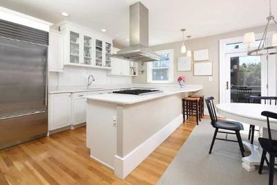 Condo/Townhouse Under Agreement: 162 West Concord Street #3