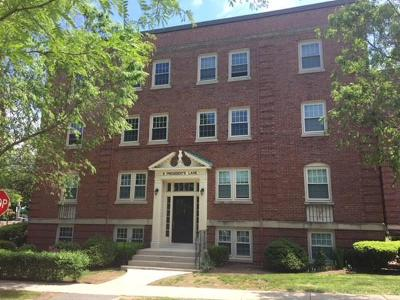 Quincy Condo/Townhouse Under Agreement: 6 Presidents Ln #15