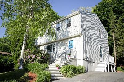 Arlington MA Single Family Home Under Agreement: $729,000