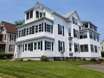 Multi Family Home Under Agreement: 77-79 Hitchcock St