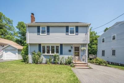 Braintree Single Family Home Under Agreement: 11 Bower Road