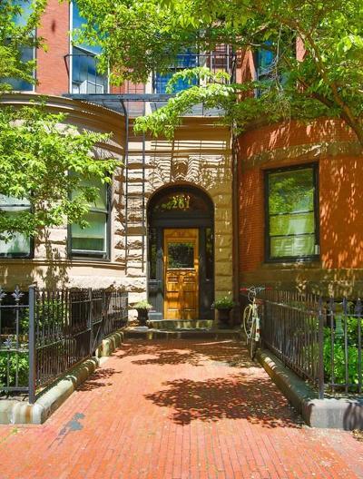 Condo/Townhouse For Sale: 261 Marlborough St #8