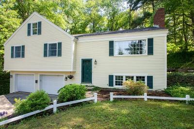 Hingham Single Family Home For Sale: 139 Hobart Street