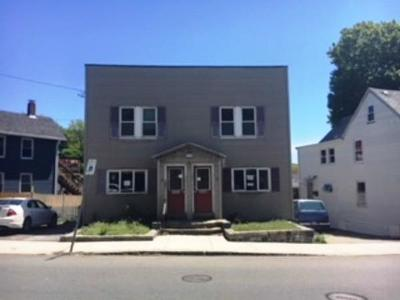 Gloucester MA Multi Family Home Under Agreement: $158,000