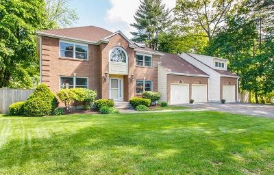 Wellesley Single Family Home Contingent: 6 Frost Cir