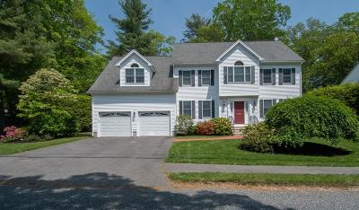 Needham Single Family Home For Sale: 46 Holmes