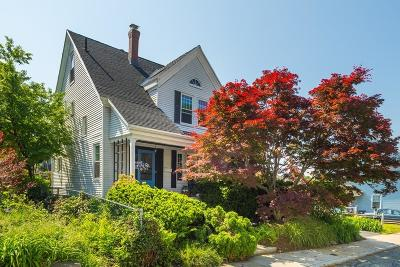 Single Family Home Under Agreement: 11 Tappan Street