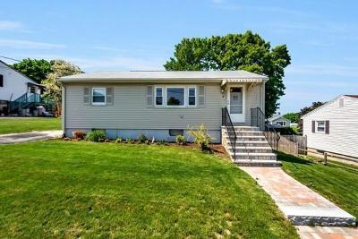 Woburn Single Family Home Under Agreement: 12 Rumford Park Ave