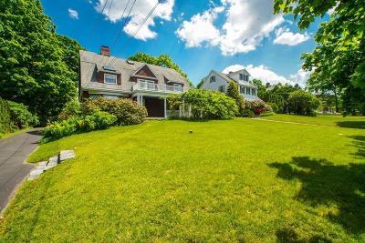 Newton Single Family Home For Sale: 60 Grove St
