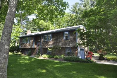 Duxbury Single Family Home Under Agreement: 176 Birch St