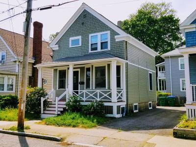Single Family Home Sold: 20 Pleasant St