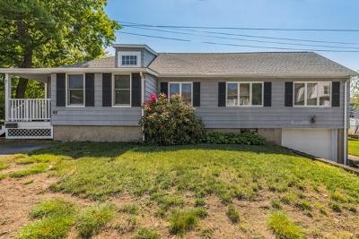 Medford Single Family Home Under Agreement: 45 Draper Street