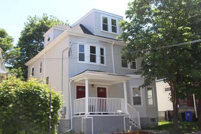 Multi Family Home Under Agreement: 17 Middleton St.