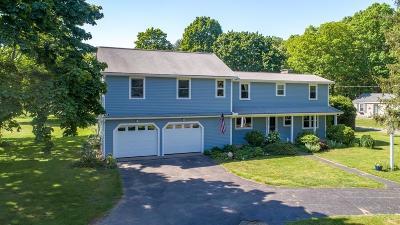 Hanover Single Family Home Under Agreement: 236 East St