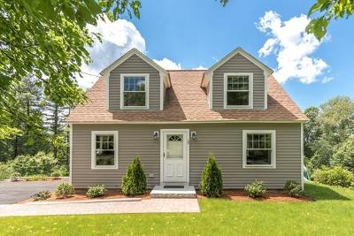 Hudson Single Family Home Under Agreement: 29 Old North Rd