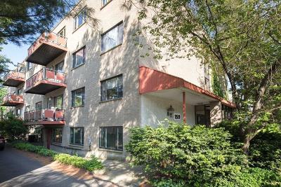 Cambridge Condo/Townhouse Under Agreement: 159 Concord #1D