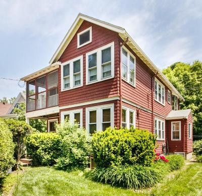 MA-Suffolk County Multi Family Home Under Agreement: 269 Savin Hill Ave