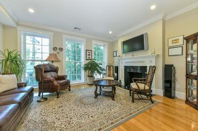 Brookline Condo/Townhouse For Sale: 92 Harvard Avenue #2