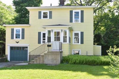 Ashland Single Family Home Under Agreement: 155 Union St