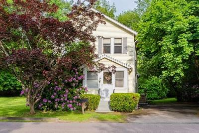 Weymouth Single Family Home For Sale: 116 Thicket Street