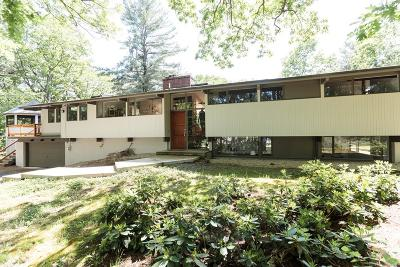 Wayland Single Family Home Under Agreement: 12 Reservoir Rd