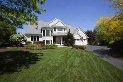 Plymouth Single Family Home Contingent: 32 Chipping Hill