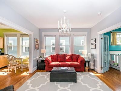 Condo/Townhouse Under Agreement: 11 Sedgwick St #10