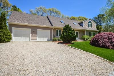 MA-Barnstable County Single Family Home For Sale: 52 Rivers End Rd