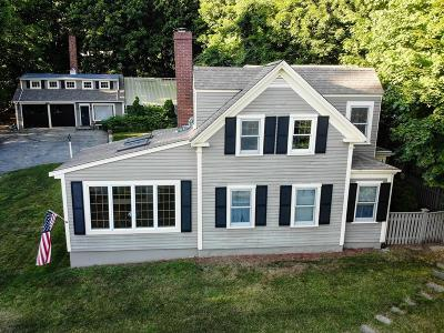 Hingham Single Family Home For Sale: 77 Beal