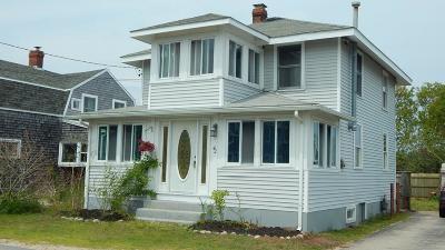 Marshfield Single Family Home For Sale: 42 Bay Street