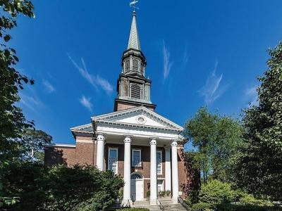Newton Condo/Townhouse Under Agreement: 391 Walnut St #2