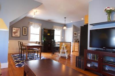 Boston MA Condo/Townhouse Under Agreement: $465,000