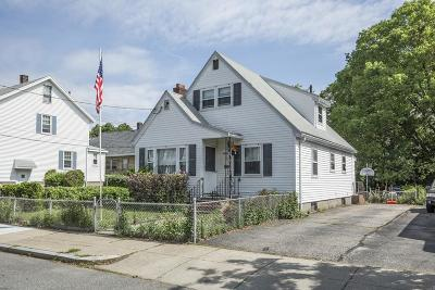 Boston Single Family Home Under Agreement: 82 Oakmere St