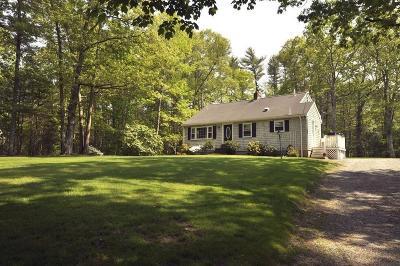 Pembroke Single Family Home Under Agreement: 137 Spring Street