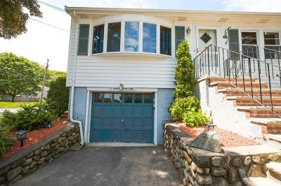 Stoneham Single Family Home Under Agreement: 7 Country Club Rd