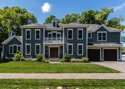 Needham Single Family Home Under Agreement: 57 Donna Road
