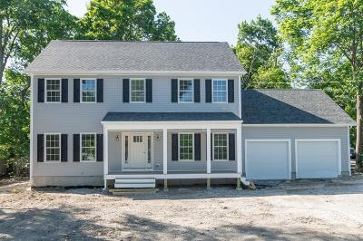 Avon Single Family Home Under Agreement: 103 Pond St