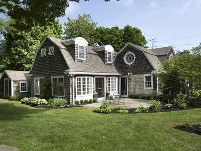 Scituate Single Family Home Under Agreement: 183 Lawson Rd