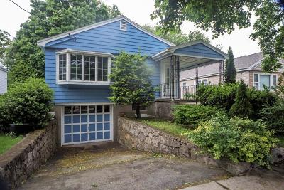 Boston Single Family Home Under Agreement: 97 Partridge St