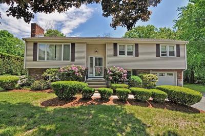 Burlington Single Family Home Under Agreement: 12 Larson Cir